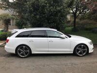 Audi A6 Avant 3.0 TDI Quattro (4x4) S Line