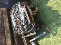 jaguar V12 Complete Engine