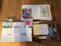 Wii Family and Wii Fit