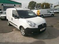 Fiat Doblo 1.3 Multijet 16V Van Start Stop DIESEL MANUAL WHITE (2014)
