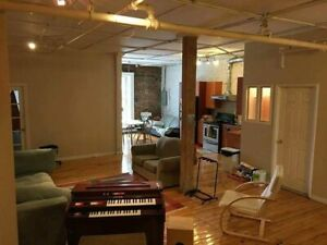 Room Available Downtown Montreal Spacious Apartment