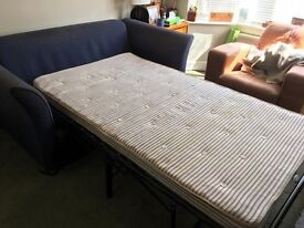 FREE TO COLLECT SOFA BED
