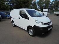 Nissan Nv200 1.5 Dci Se Van DIESEL MANUAL WHITE (2011)