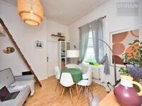 Beautiful 1 bed Mezzanine Studio Flat - Hackney, E8