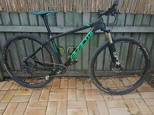 2016 Avanti Competitor C2 Carbon 29er Hardtail Medium Yamanto Ipswich City Preview