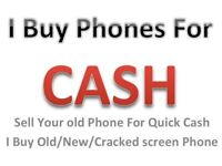 I Will Buy Your Phone For CASH (In Nottingham ONLY) Samsung Galaxy, Apple Iphone...