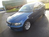 bmw 316 ti compact swap / part ex ..for diesel .