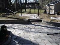 STONE, MASONRY, HARDSCAPING AND CONCRETE RESTORATION!!