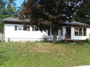 bungalow in Tiverton, country living with services
