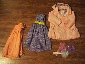 Fall/Spring Jacket & Dresses
