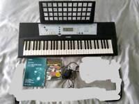 Yamaha portatone YPT200 Electronic Keyboard