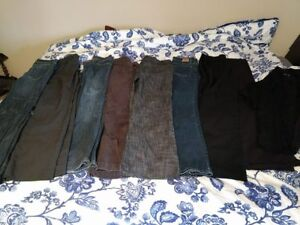 Womens size 7-8 clothing lot
