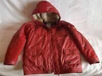 Debenhams boys winter jacket as new
