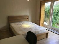 BIG MODERN DOUBLE ROOM WITH PRIVATE GARDEN IN CANADA WATER