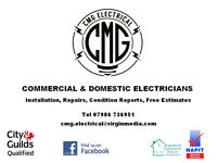 CMG Electrical, Domestic & Commercial Electricians
