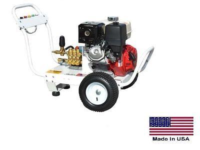 Pressure Washer Portable - Cold Water - 4 Gpm - 3500 Psi - 12 Hp Honda - Cat