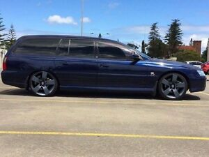 VY ls1 v8 berlina wagon Newcastle Newcastle Area Preview