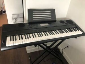 Casio WK-6500 76-key Digital Piano Keyboard