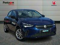 2021 Vauxhall CORSA 5 DOOR 1.2 Se Premium Hatchback 5dr Petrol Manual 75 Ps Hatc