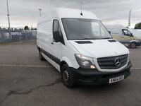 Mercedes-Benz Sprinter 313 Cdi mwb DIESEL MANUAL WHITE (2014)