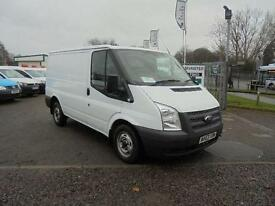 Ford Transit T280 Low Roof Van Tdci 125Ps DIESEL MANUAL WHITE (2013)