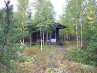 Turn-key, fly-In only fishing/hunt camp for sale