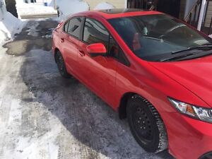 2014 Honda Civic Berline