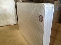 New 3ft single or 4ft6 memory foam mattress free delivery