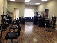 Licensed hairstylist with clientele