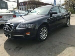 WEEKEND DEAL: 07 Audi A6 3.2L Quattro-NEW MVI & x2 sets of tires