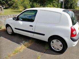 Renault Clio Van (1999-09) 3Dr CDV 1.5 dCi 70 SL15