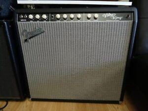 Fender Vibro King Amp Mint