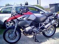 BMW GS1200 | VERY GOOD CONDITION | LOW MILEAGE