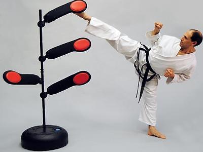 Focus Kick Plus 4 Zielpunkte Trainingsgerät für Karate,Taekwondo,Kung Fu,Budo