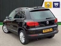 2012 Volkswagen Tiguan 2.0 Tdi Bluemotion Tech Se Suv 5dr Diesel Manual 4wd s/s