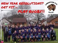 Ladies rugby team