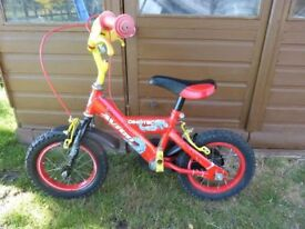 Boys Dinotec 12inch bike