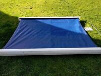 Wind out awning. Not Fiamma or Thule. 2.1 x 1.6m