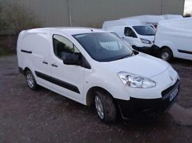 Peugeot Partner 716 S 1.6 Hdi 92 Crew Van DIESEL MANUAL WHITE (2013)