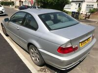 BMW 318CI COUPE AUTO ** SPARES OR REPAIRS **