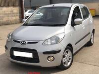 Hyundai I10 1.2 COMFORT 5dr 2009 *Low Mileage 35k* *1 Year Warranty*