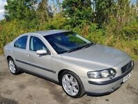 Volvo S60 2.4 D5 SE **DIESEL**AUTO**F.S.H**Leather**12 Months MOT!**