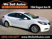 2014 Kia Forte LX Plus * $12,988.00 Finance Price OAC