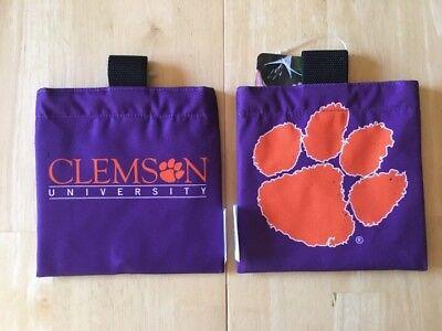 Clemson Golf Accessories (GOLF BAG ACCESSORIES POUCH CADDY - Clemson)