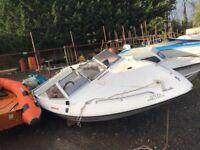 Fletcher Arrow flight boat