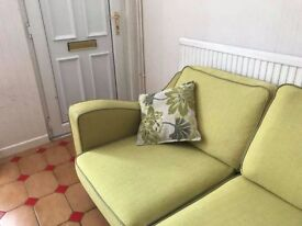 Two large sofas - Free to collect