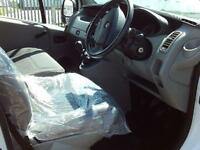 Vauxhall Vivaro LWB 2.0CDTI 115PS 2.9T VAN DIESEL MANUAL WHITE (2014)