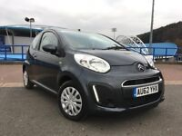CITROEN C1 1.0 VTR - ONLY 7450 MILES! - CHEAP TO RUN AND INSURE - ZERO ROAD TAX - INCLUDES WARRANTY