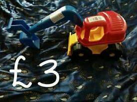 Trucks!