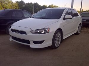 Mitsubishi Lancer GTS for sale! Low km